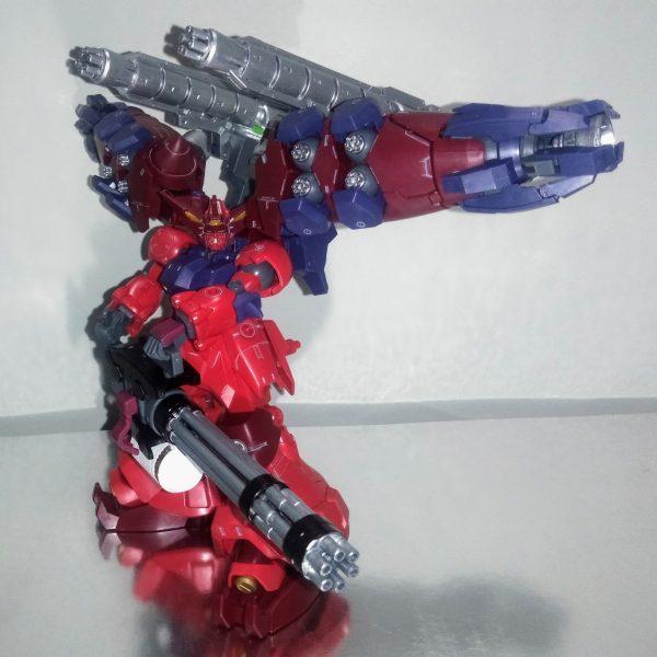 ガンダムGP-羅刹天  Mode-G
