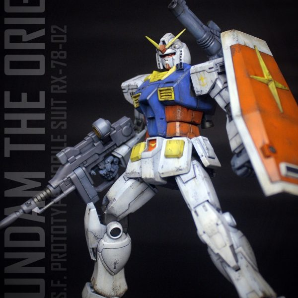 RX-78-02 ガンダム [初期型]