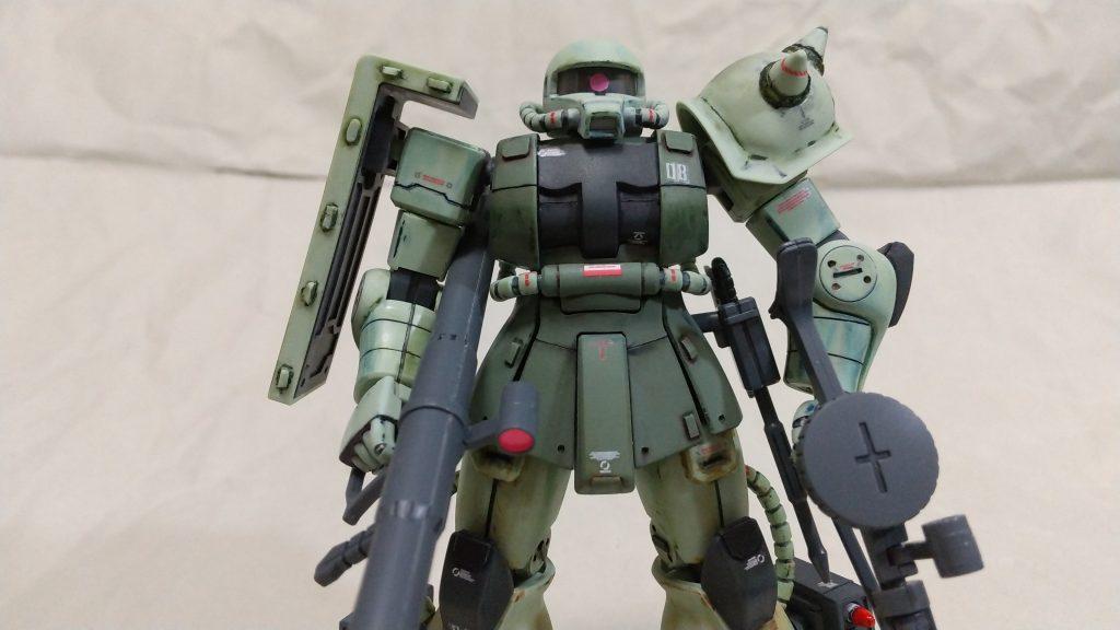 MS-06 ZAKU2