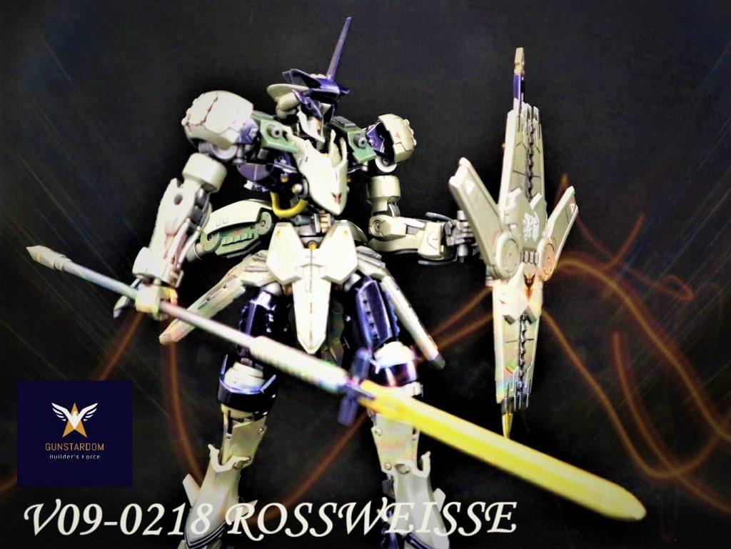 V09-0218 Rossweisse (ロスヴァイセ)