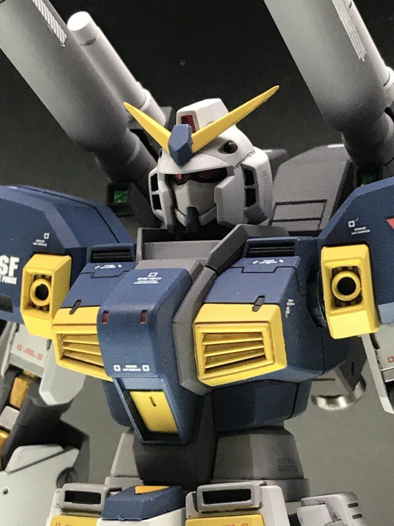 RX-78-6 ガンダム6号機・マドロック