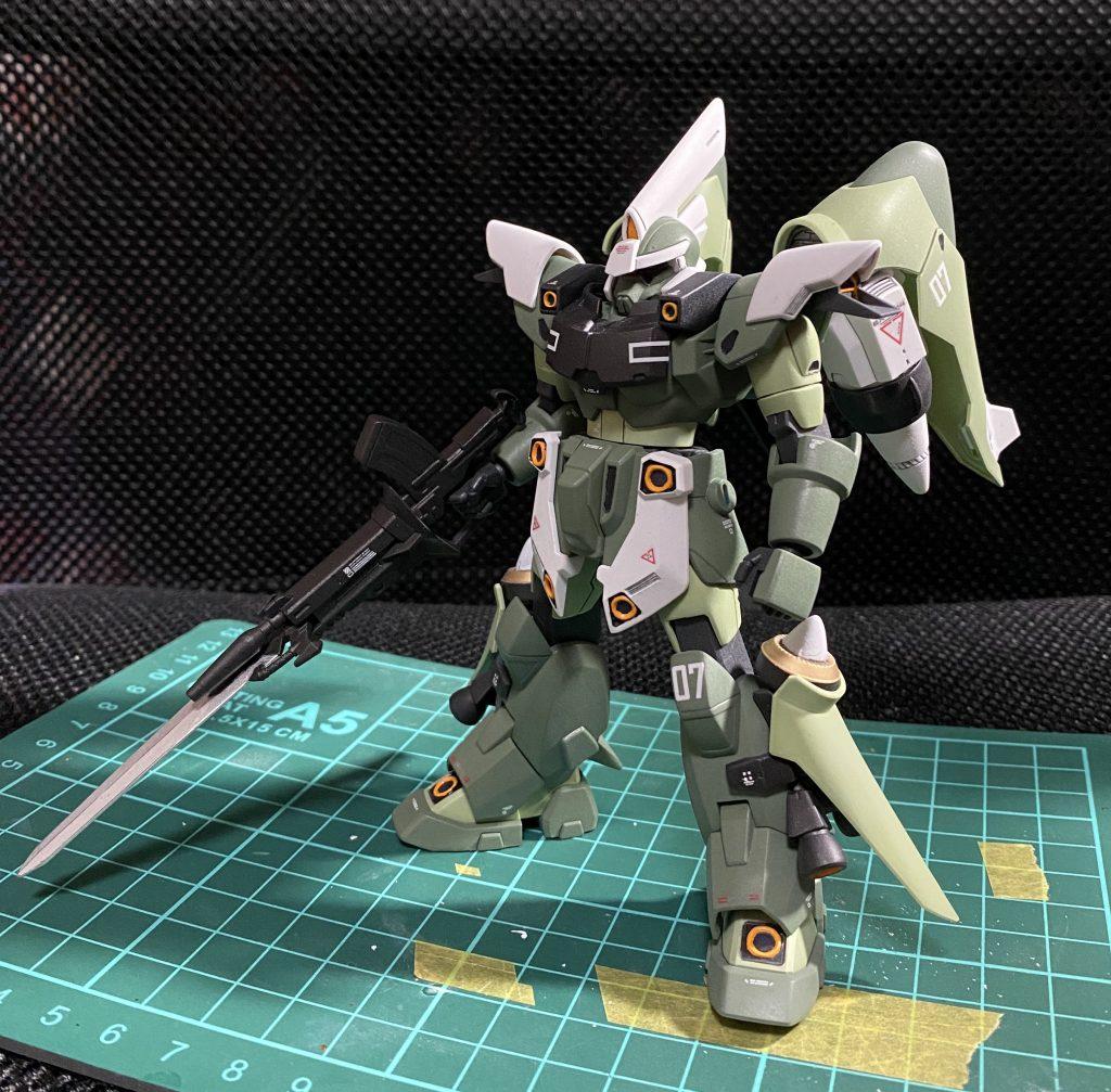 ZGMF-1017M ジンハイマニューバ