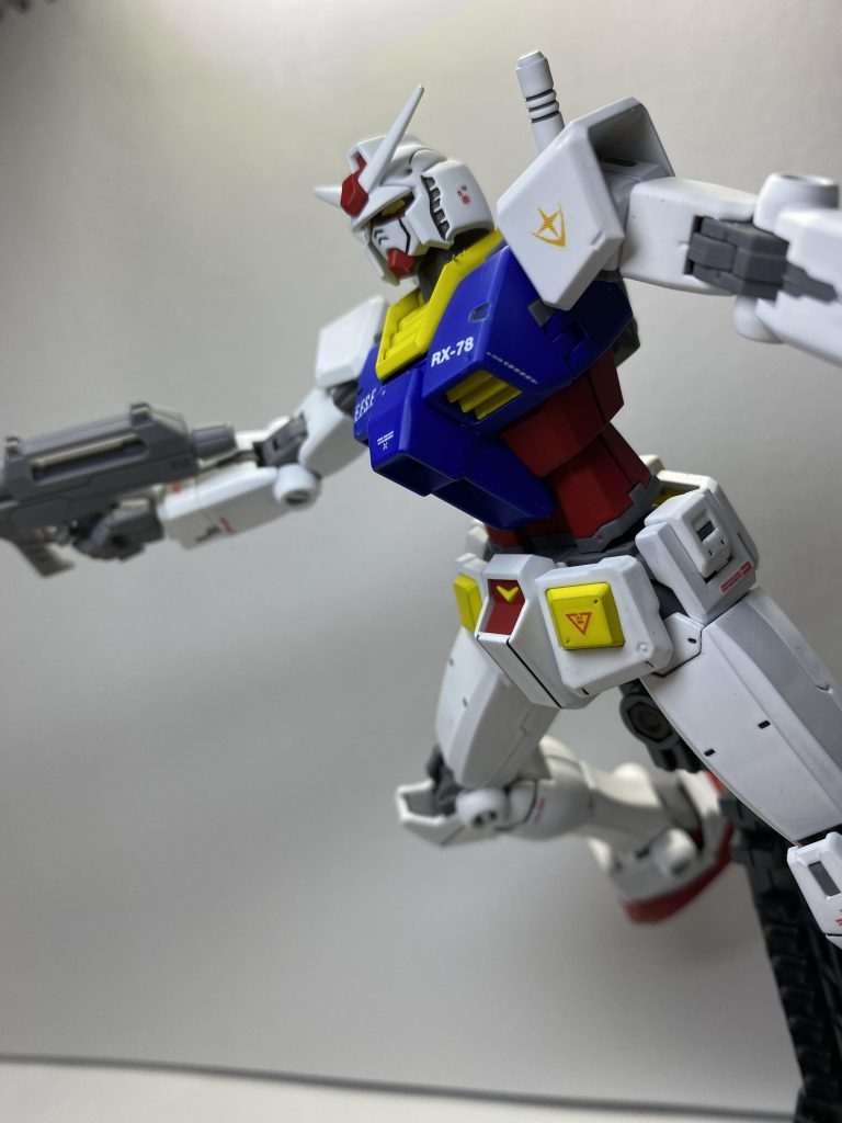 RX-78-2 BEYOND GLOBAL GUNDAM