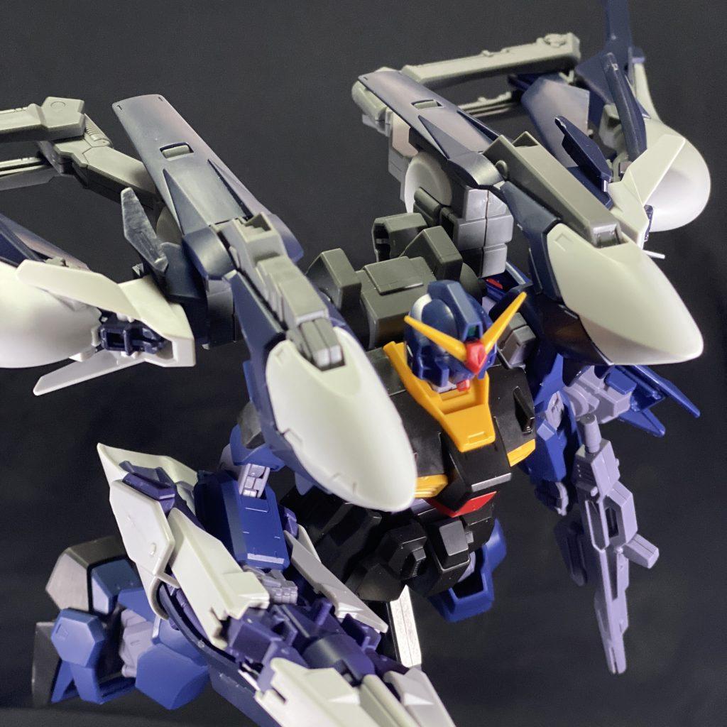 RX-178 ガンダムMk-Ⅱ・ラー