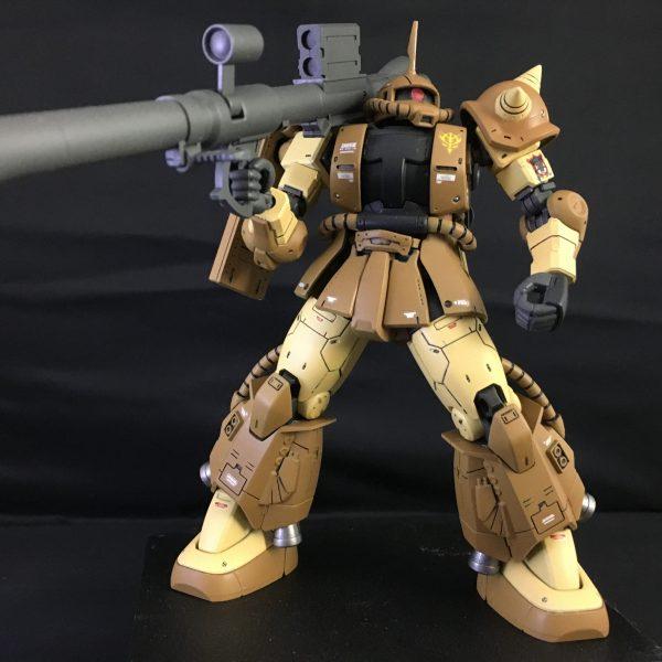 マサヤ・ナカガワ専用ザクⅡ R-1