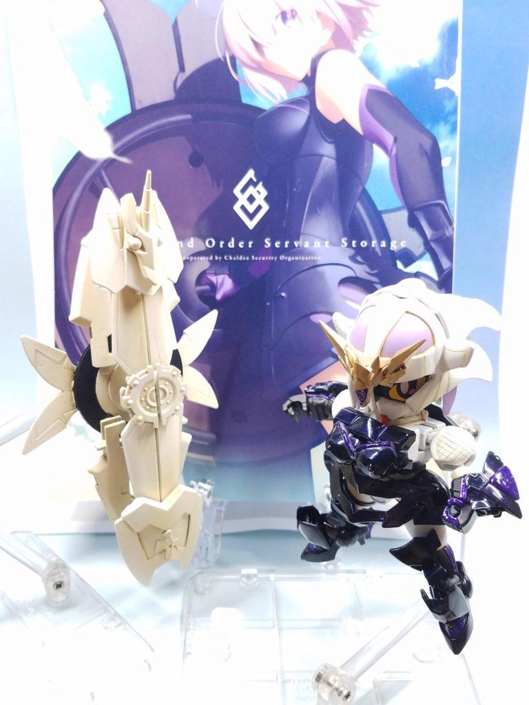 幻獣騎士マシュマロガンダム(ガンシールダー)