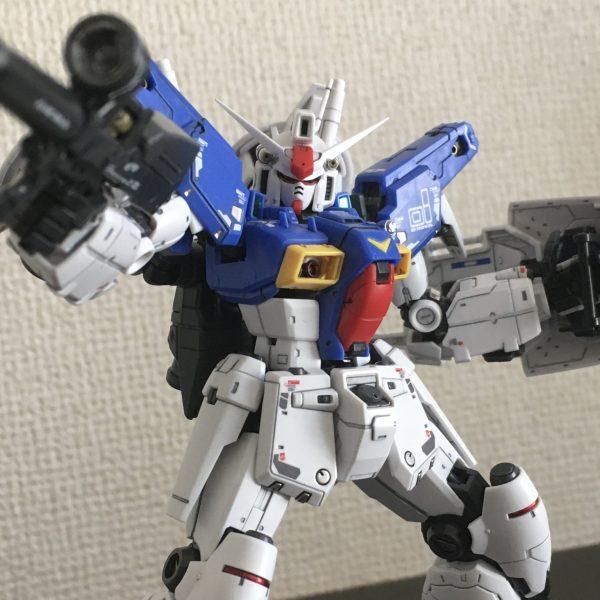 RX-78GP01 ガンダム試作1号機FB