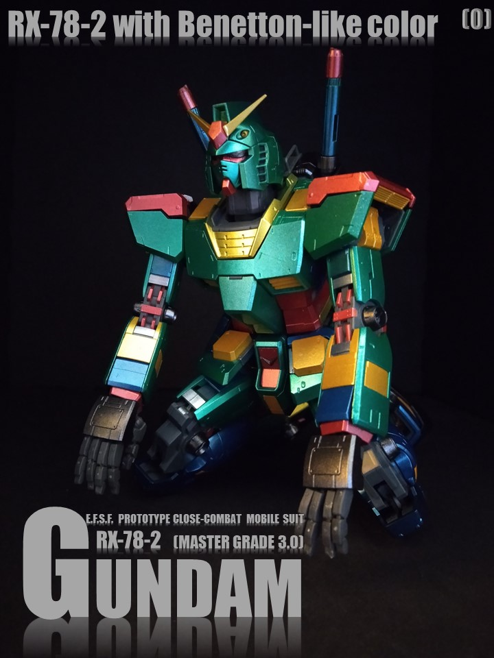 RX-78-2 GUMDAM_Ver3.0 No5