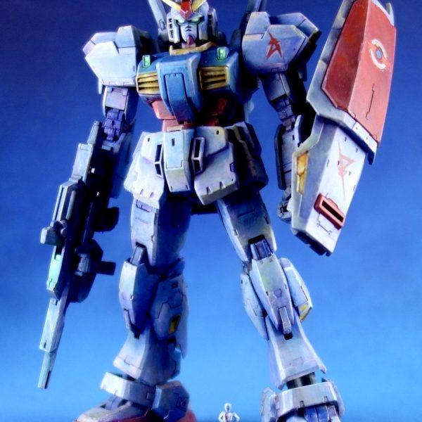 ガンダム Mk-2 アムロ・レイ専用機 #すえ王