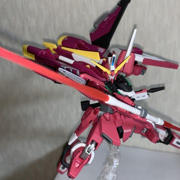 ZGMF-X19A インフィニットジャスティス
