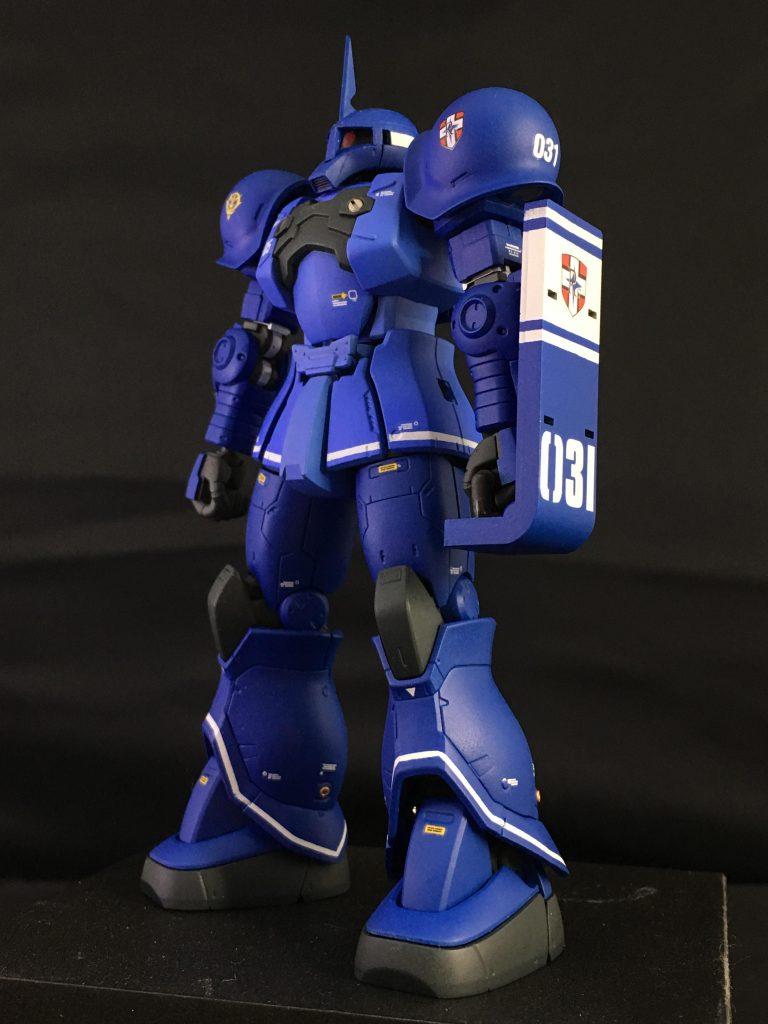 ランバ・ラル専用 MS-05ザク