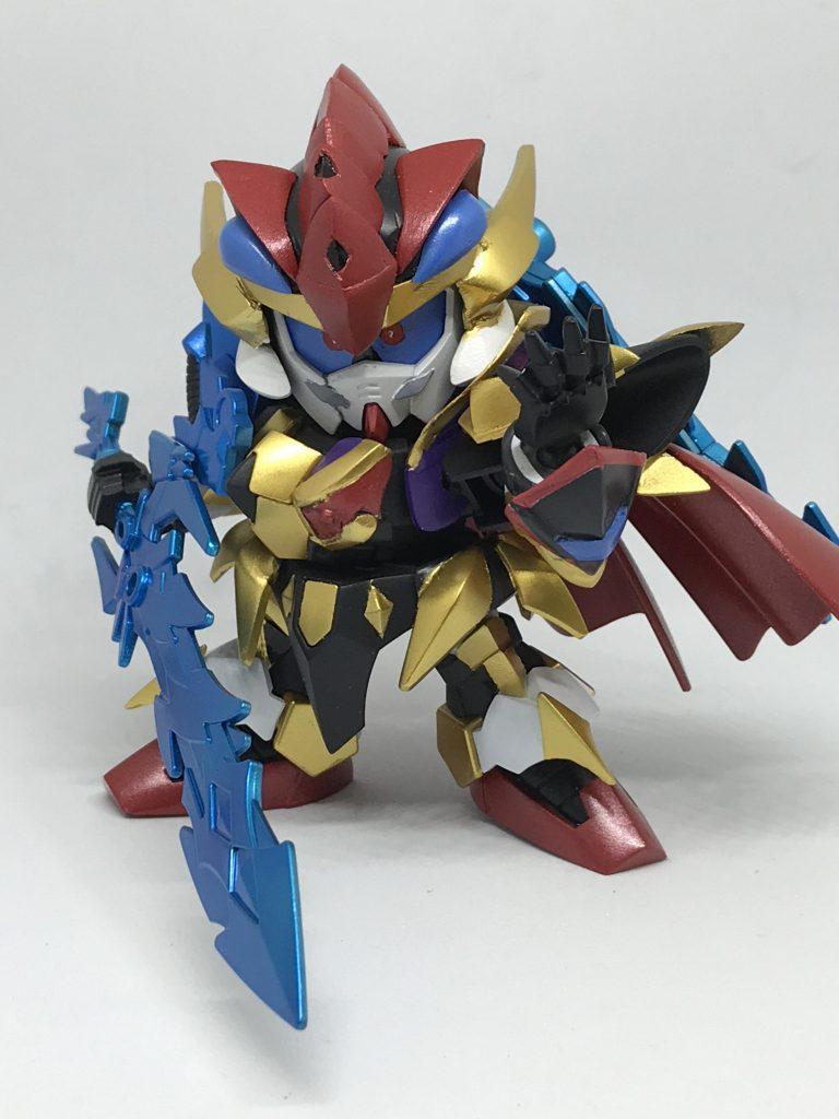 聖龍騎士ファルコガンダム/竜騎士ファルコガンダム