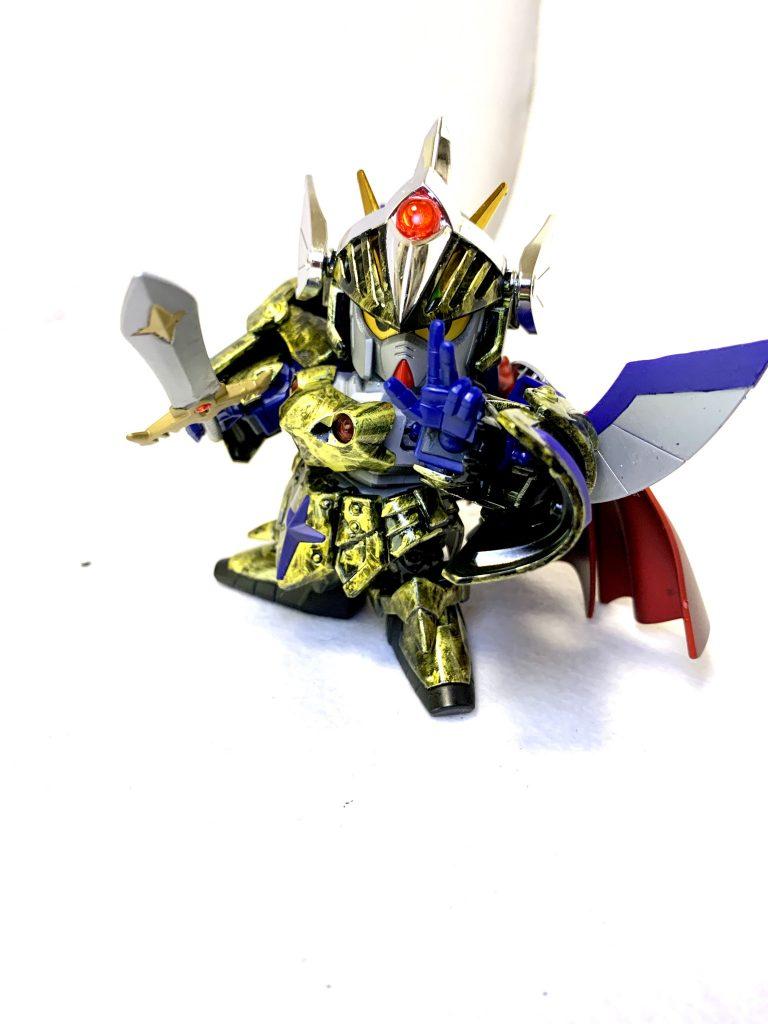 バーサル騎士ガンダム