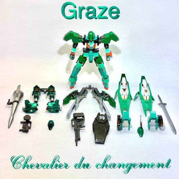 グレイズ 変化の騎士〜Graze Chevalier du changement〜