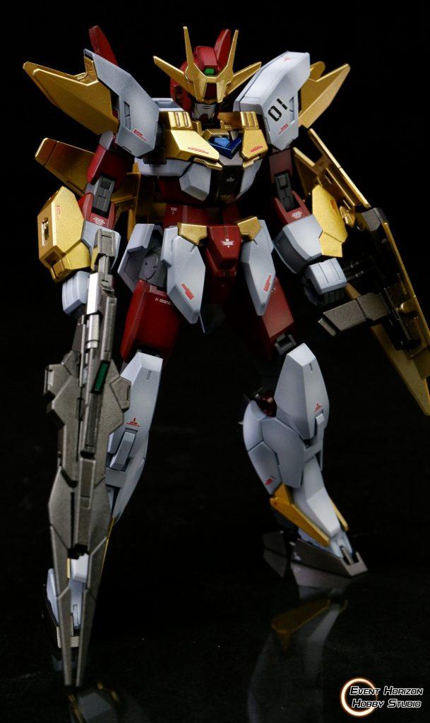 Earthree Gundam Anima Rize Colour