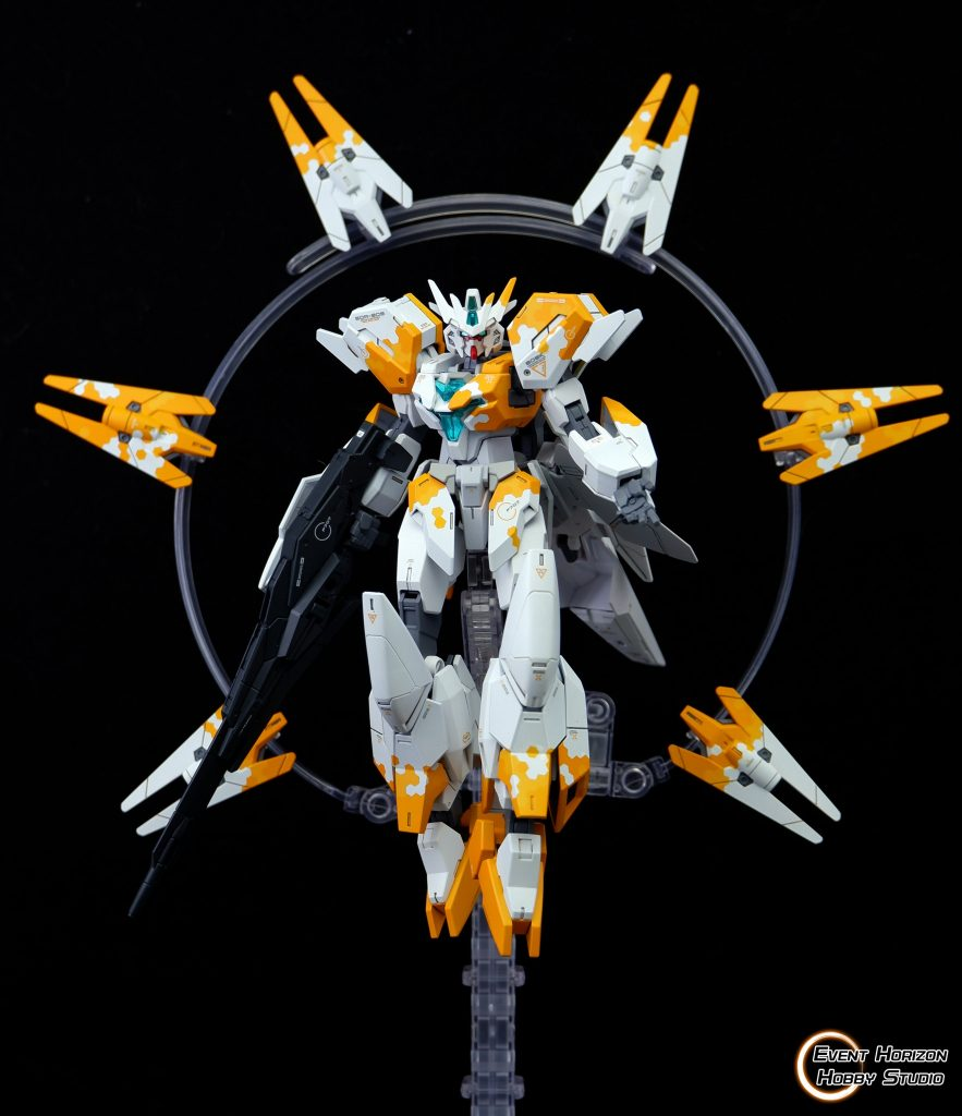 Uraven Gundam (Honeycomb Ver) Extra Bit!