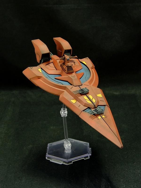 戦艦ジオニックソード