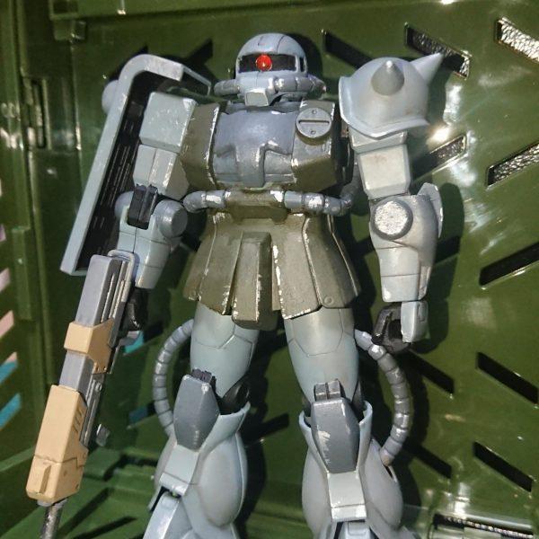 FG量産型ザクⅡ
