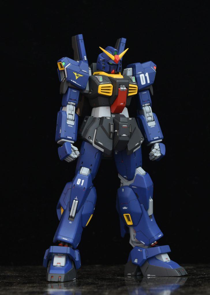 ガンダムマークⅡ(リバイブ) TITANS