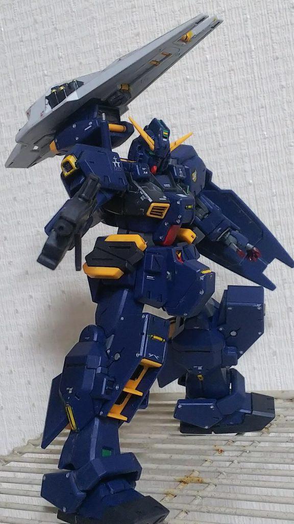 HG TR-1 アドバンスドヘイズル