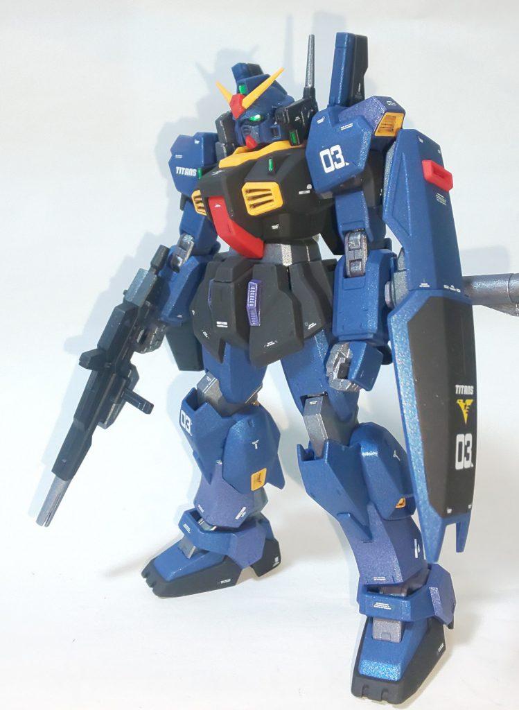 ガンダムMk-2です