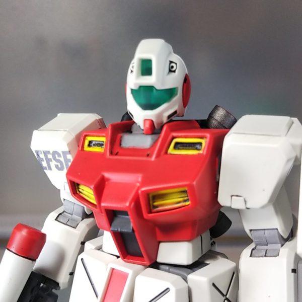 HG RGM-79GS ジムコマンド(宇宙仕様)