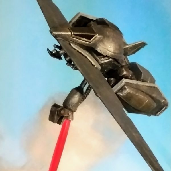 爆撃機『ステルスコア』