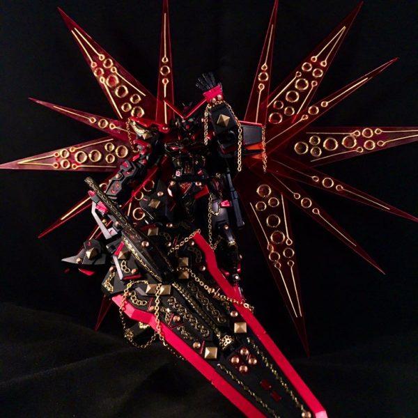 ガンダムアストレイ…鮮血ノ翼~Bloody Wing~