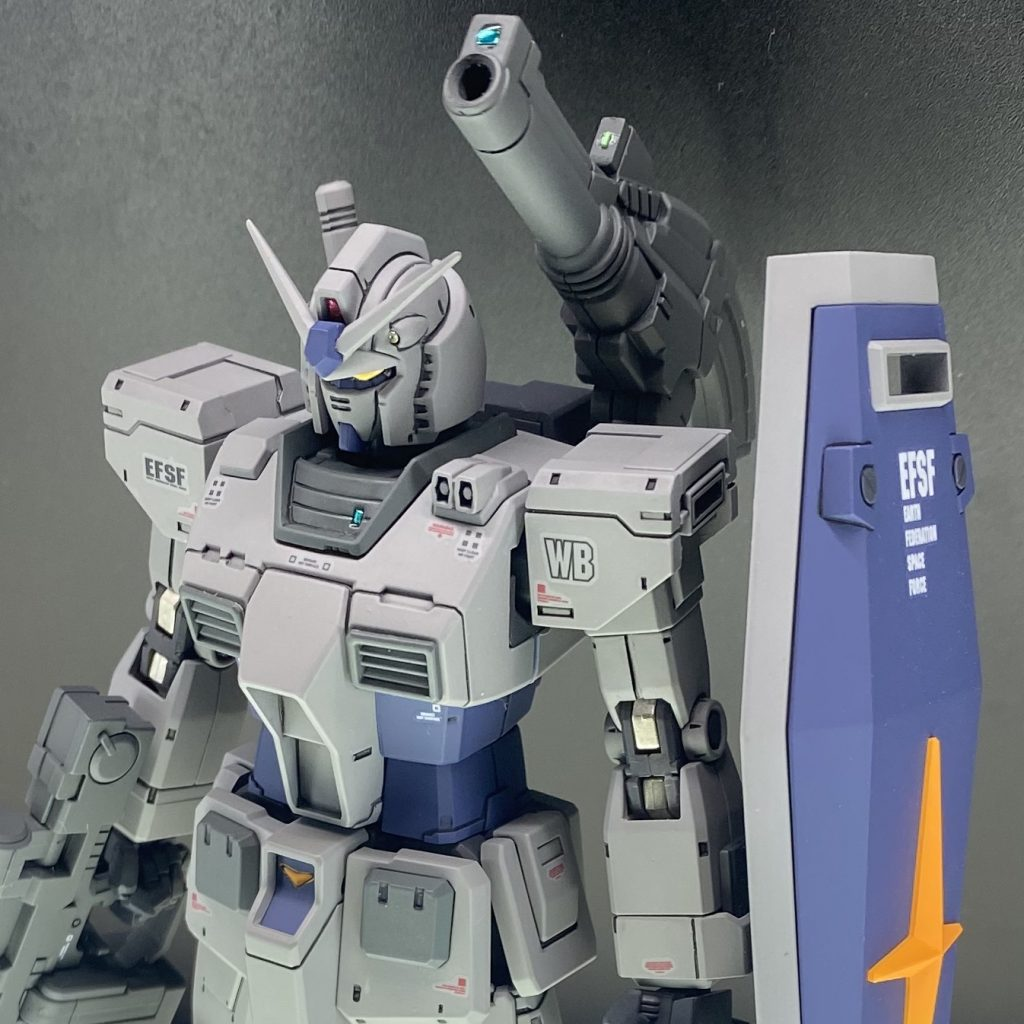 HGUC RX-78-02 ガンダム(THE ORIGIN) G3カラーver.
