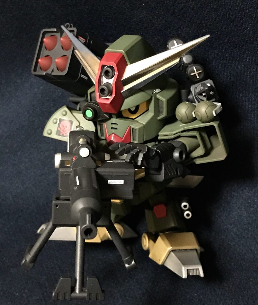 SDV-04 COMMANDO GUNDAM