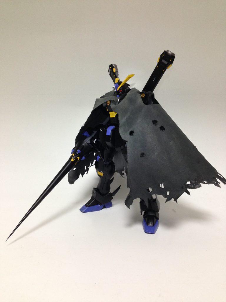 MG クロスボーンガンダムX2