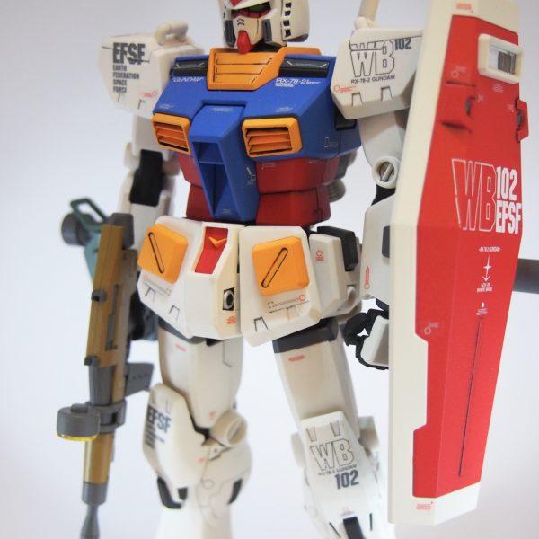 1/100 RX-78-2 Ver.ka