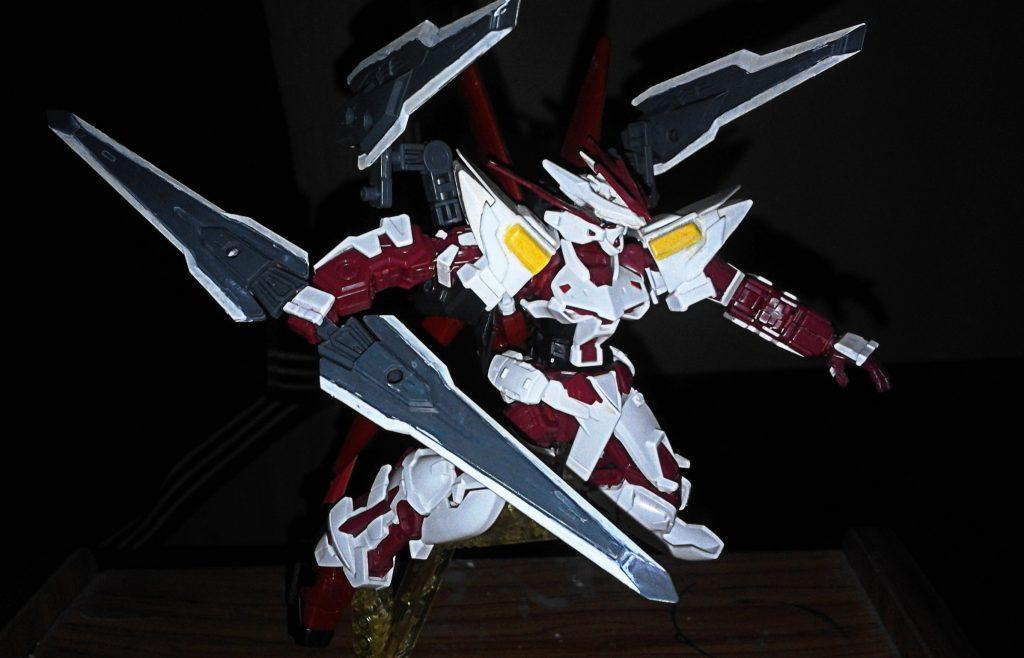 ガンダムアストレイスカーレットドレイクネオ(Gundam Astray Scarlet Drake Neo)