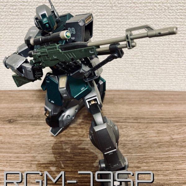 【MG】GM SNIPER Ⅱ