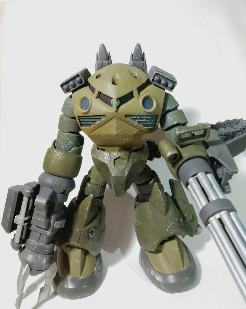 ズゴック-拠点防衛型-