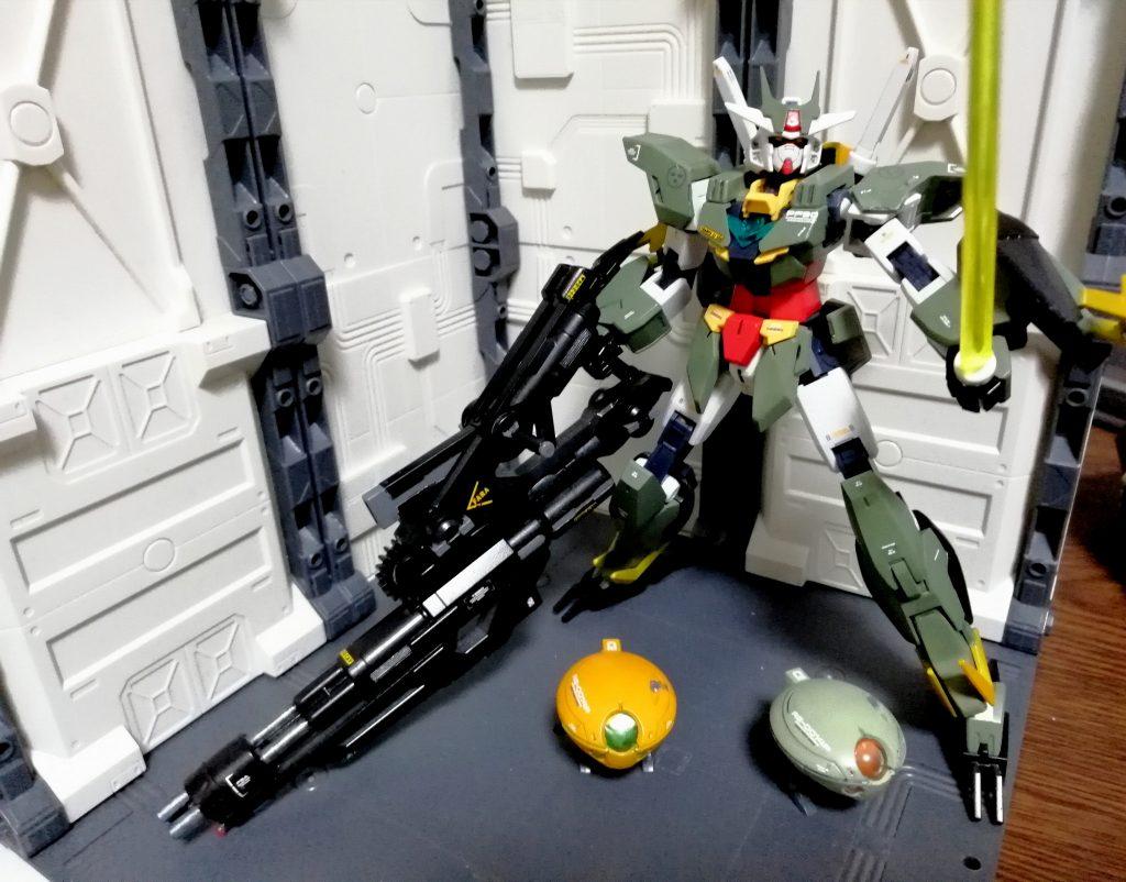 テルスガンダム(アースリィ+マーズ改造)