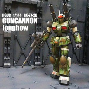 RX-77-2D GUNCANNON longbow ガンキャノン