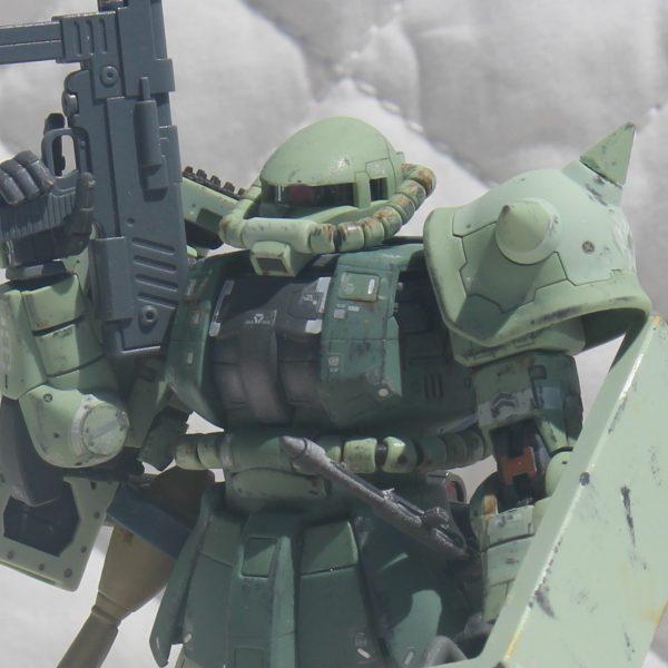 RG ザクⅡF型