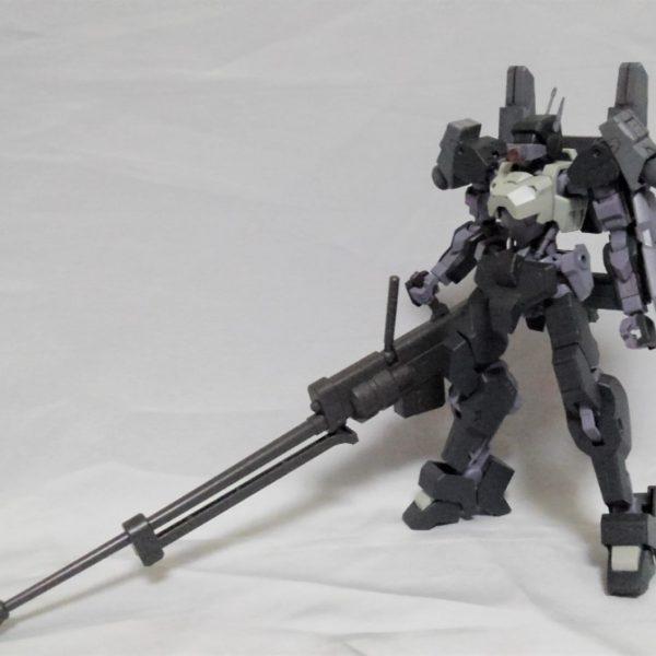 獅電 高機動狙撃戦仕様機『遠雷』