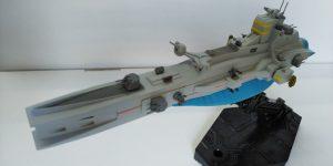 サラミス級巡洋艦(星一号作戦時)