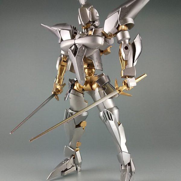 銀の狩猟機 アビ・ルーパ