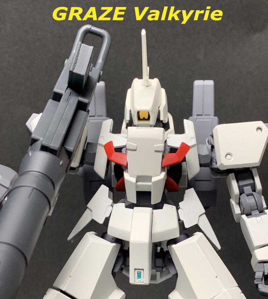 グレイズ ヴァルキリー / GRAZE Valkyrie