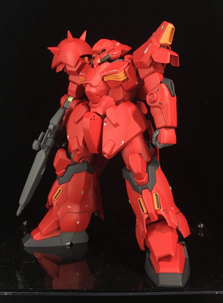 HG Me02R-01F MESSER【Testarossa】