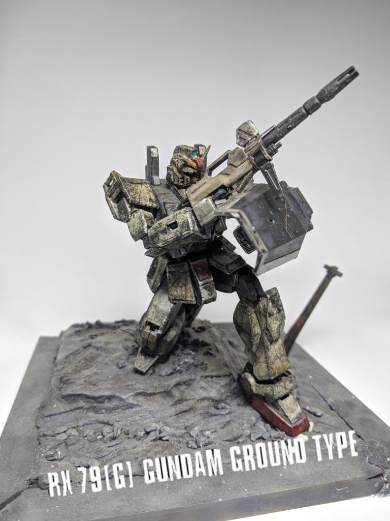 HGUC陸戦型ガンダム
