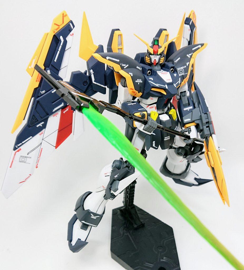 MG ガンダムデスサイズEW版 ルーセット装備