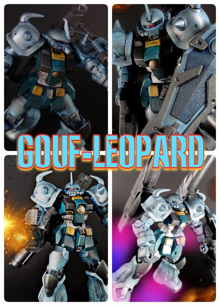 GOUF-LEOPARD