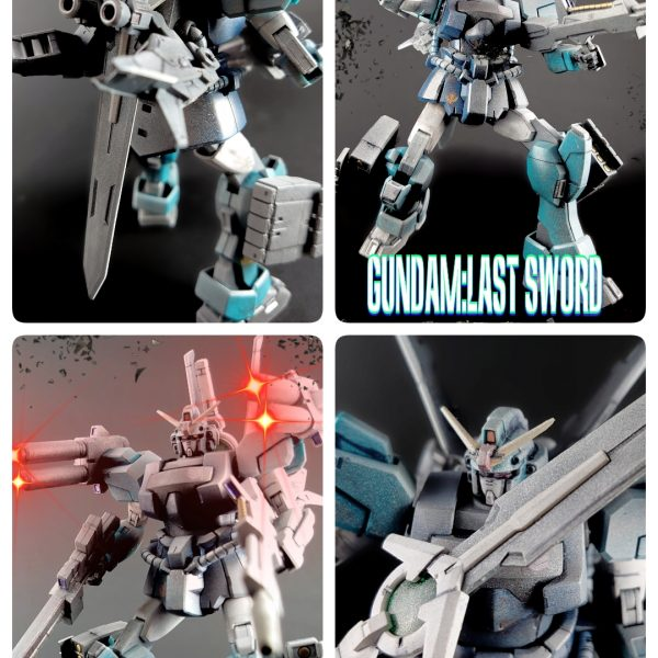 GUNDAM:Last Sword