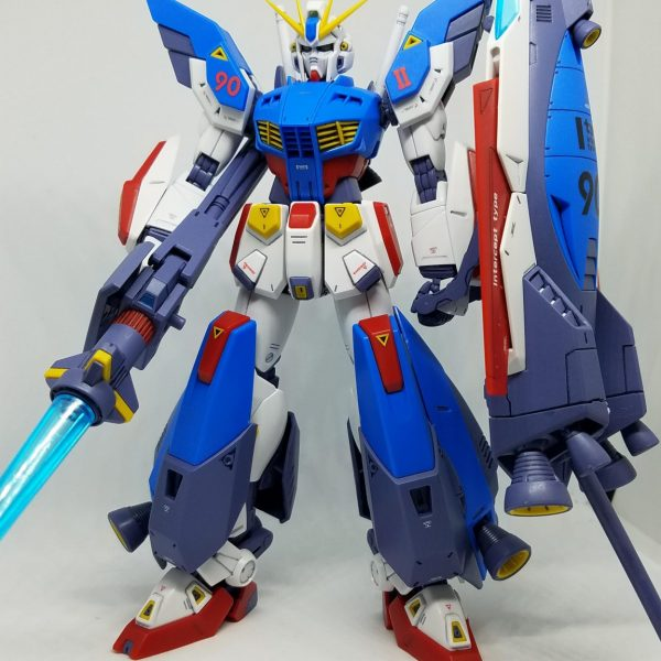 ガンダムF90Ⅱ(Iタイプ)