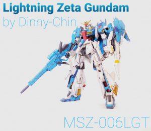 Lightning Zeta Gundam Limited Color Ver.