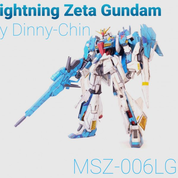 Lightning Zeta Gundam Limited Color Ver.
